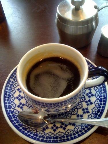 ビストロタマ コーヒー
