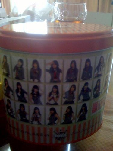 AKB48チョコレート