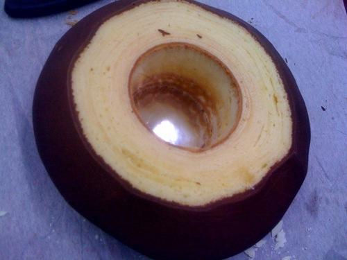 カーベカイザー チョコレートがけバウムクーヘン