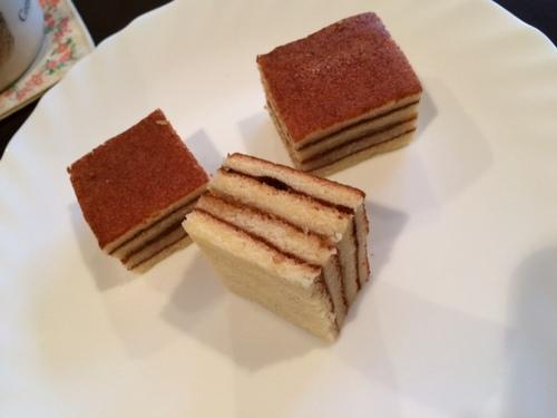 シェリエドルチェ スティックバウムケーキ