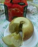 タカチホりんごバームクーヘン