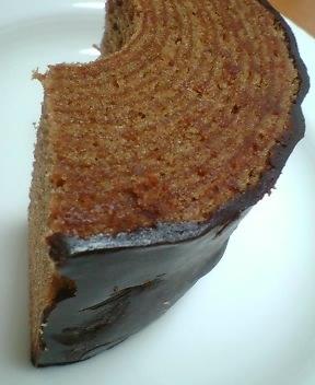 アンテノールのバウムクーヘンチョコレート