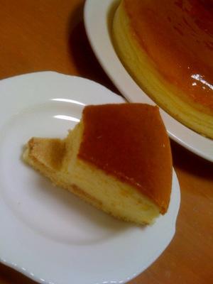 北海道チーズクーヘン内のバームクーヘン