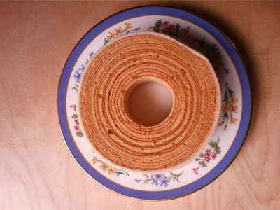 洋菓子工房樫の木バウムクーヘン