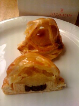 ユーハイム・ディー・マイスターさつまいもとチョコレートのバウムパイ