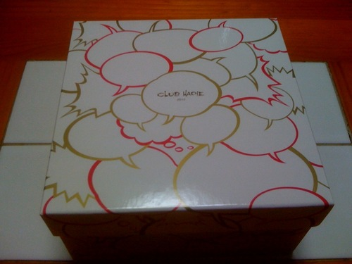 クラブハリエ 2012 YEAR BOX