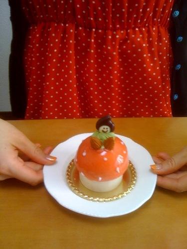 ユーハイム・ディー・マイスター コラボレーションケーキ vol.28【ドイツの妖精たち 】森の小人